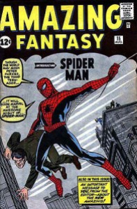 amazing fantazy spiderman