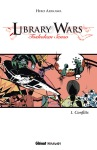 library wars tome 1